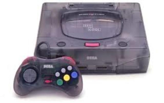 Timeline timetoast timelines - Sega saturn virtual console ...