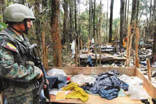 Las FARC ...