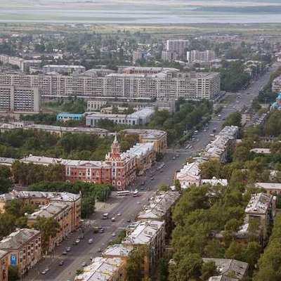 Комсомольск-на-Амуре  timeline