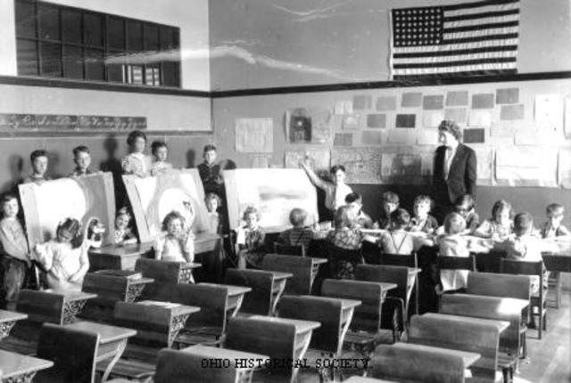 Pa State Inspection >> Education--1930s and 40s timeline | Timetoast timelines