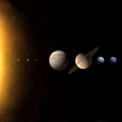 Космические события timeline