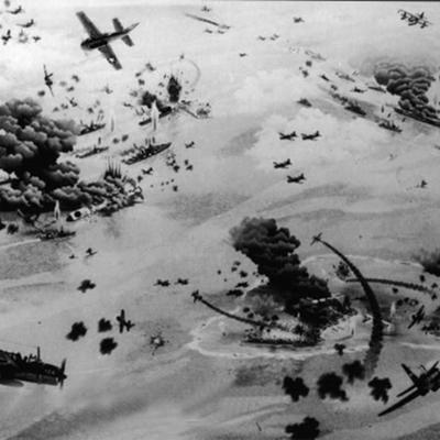 World War 2 Project timeline