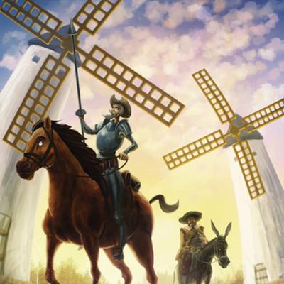La principales aventuras de Don Quijote de la Mancha timeline