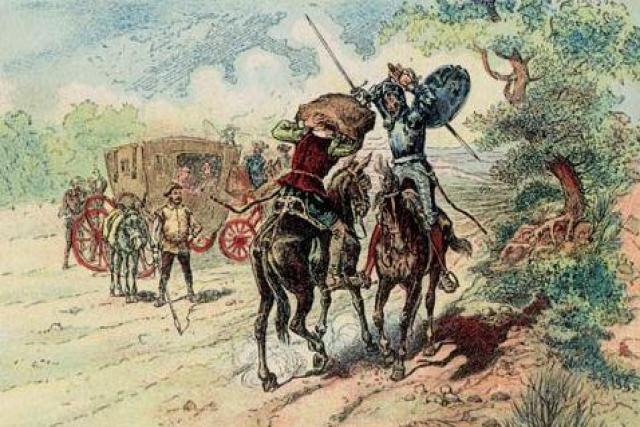 Enfrentamiento con el Vizcanio