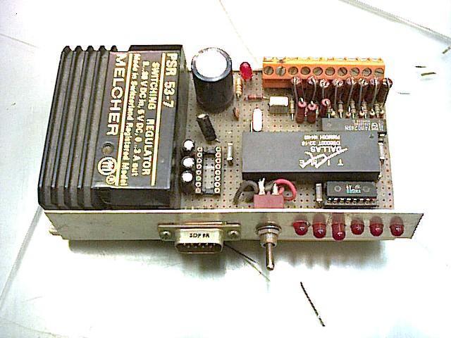 Instalan el primer PLC