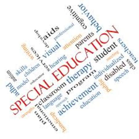 History of Special Education Law timeline | Timetoast timelines