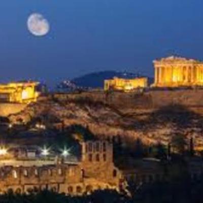 Αθήνα : 20 εμβληματικά κτίρια. Από τον κλασικισμό στο μοντερνισμό timeline
