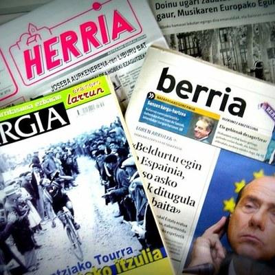 Euskal prentsaren historia timeline