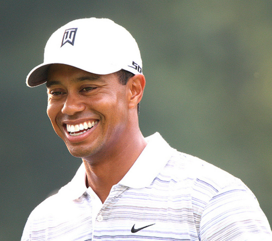Tiger Woods murdered