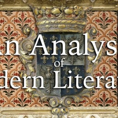 History of the Modern Literary Time Period timeline