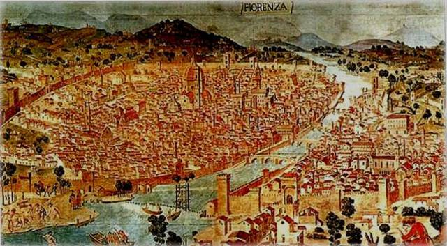 Η Αναγέννηση εμφανίζεται στην βόρεια Ιταλία