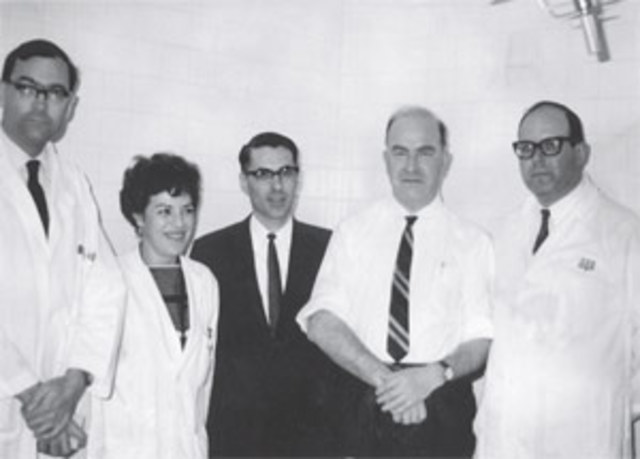 1936 Mohs Surgery Developed