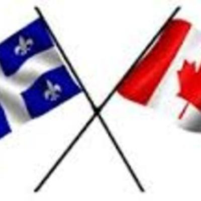 The History of French English Relations in Canada timeline