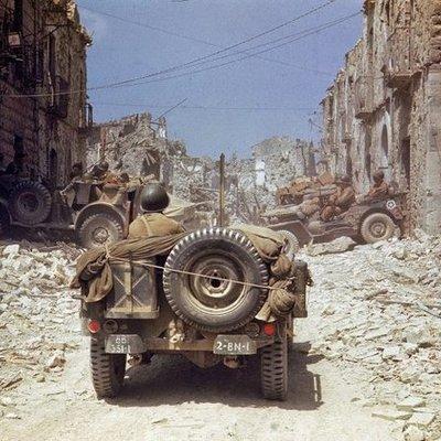La 2^ Guerra mondiale timeline