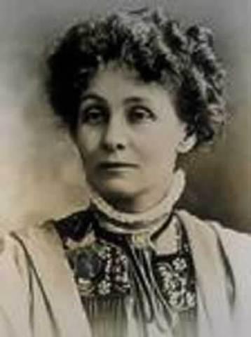 Emmeline Pankhurst Was Born