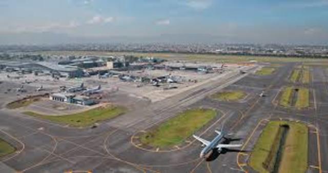 Tecnologia en colombia timeline timetoast timelines for Puerta 6 aeropuerto el dorado