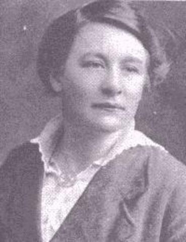 Adela Pankhurst Was Born