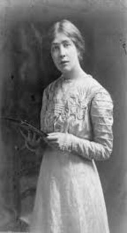 Estelle Sylvia Pankhurst Was Born