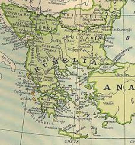 Η υπόδουλη ακόμα Ελλάδα