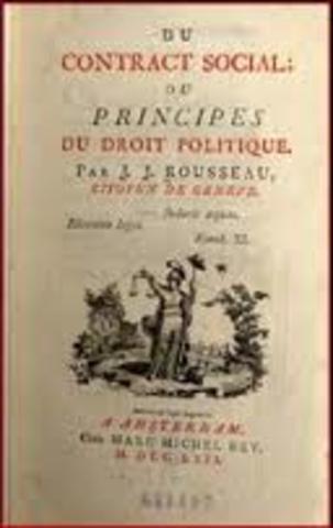 """""""Κοινωνικό Συμβόλαιο"""" του Rousseau"""