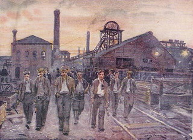 1760-1860: Βιομηχανική Επανάσταση