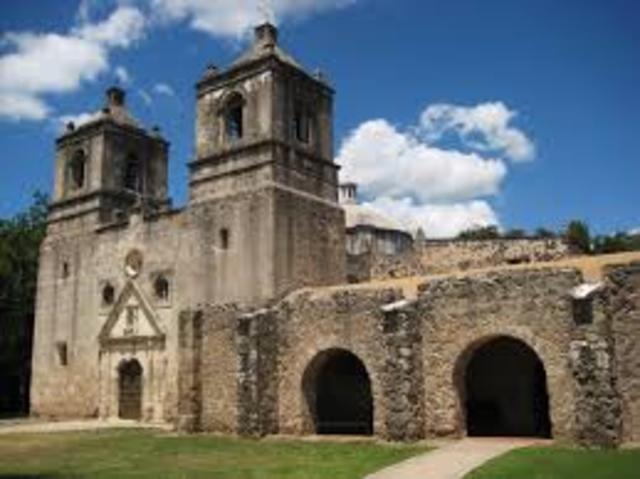 Texas History timeline | Timetoast timelines