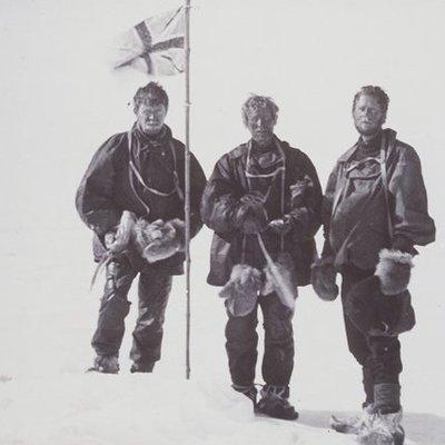 Antarctic events timeline