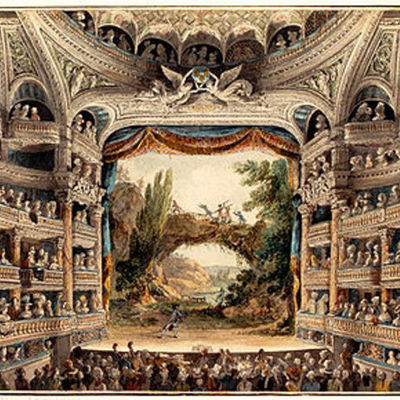 Historia Y Evolución Del Teatro timeline
