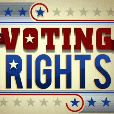 Voting Rights timeline