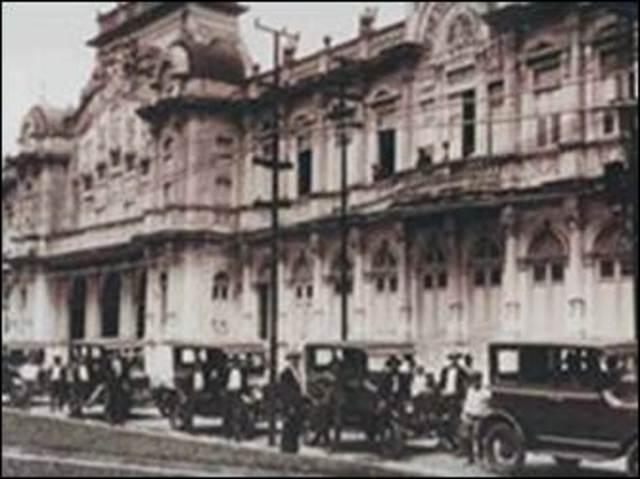 Primera etapa turismo en costa rica timeline timetoast for Oficinas de correos en malaga capital