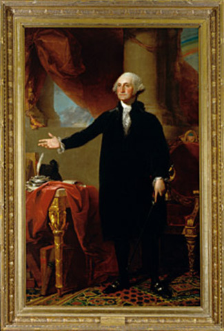 George Washinton Becomes First President