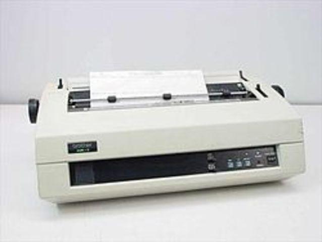 La impresora de margarita