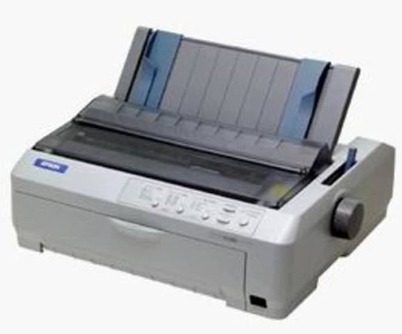 Impresora electrica
