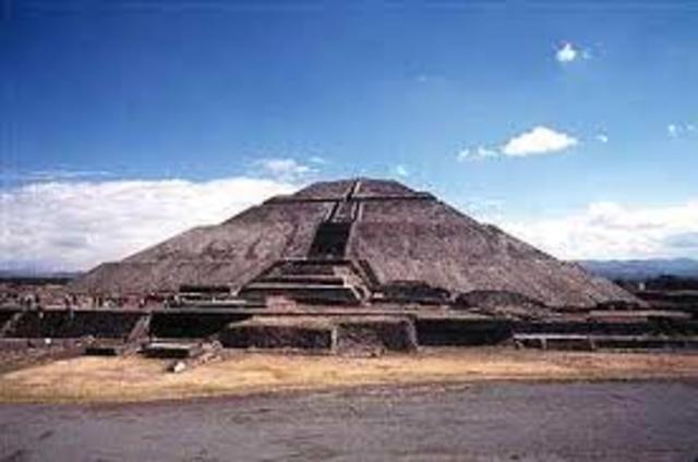 Cultura Teotihucan