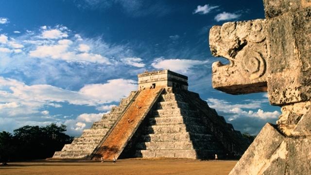 300 – 900 d.c. Esplendor de la Cultura Maya.