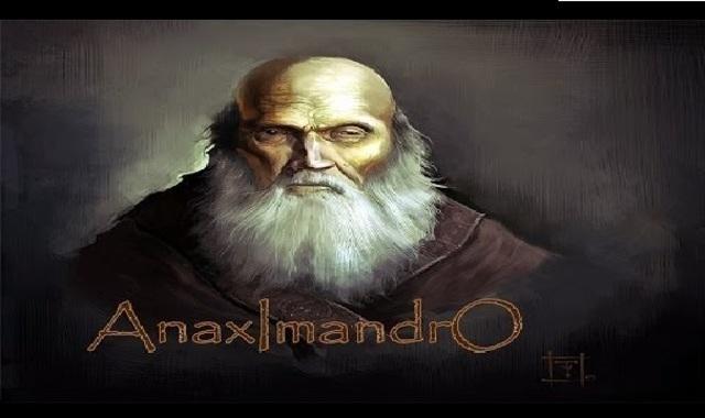 Nacimiento de anixamandro 610 a.C