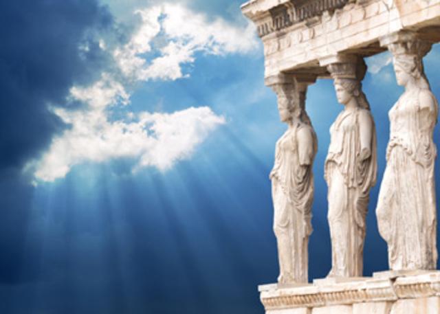 Extinción de la civilización micénica en Grecia.