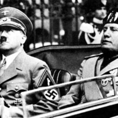 Ascensió de Mussolini i Hitler al poder timeline