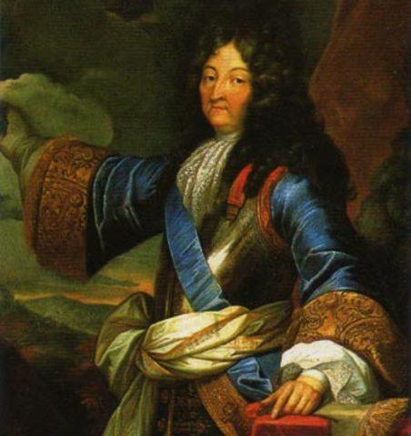 Reinado de Luis XIV.