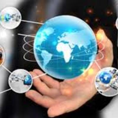 Evolución de las Tecnologías de la Información & Comunicación (TICS) timeline