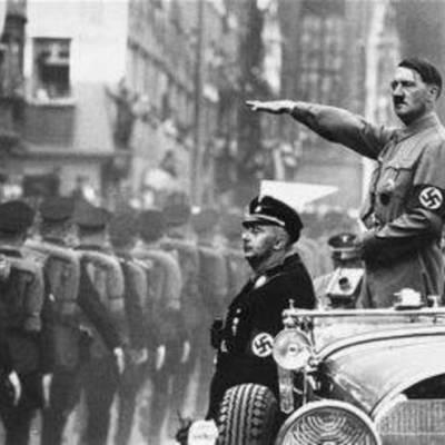 L'Alemanya Nazi timeline
