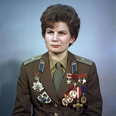 Терешкова Валентина Владимировна  timeline