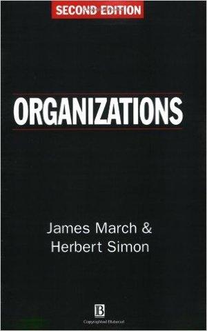 James March y Hebert Simon.