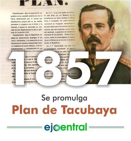 Plan de Tacubaya.