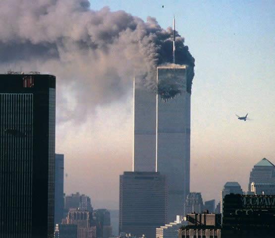 Acto terrorista de las Torres Gemelas USA