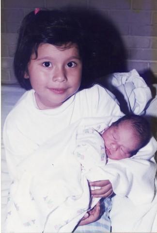 Nacimiento de mi Hermano xD