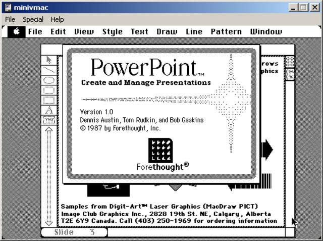 PowerPoint 1.0
