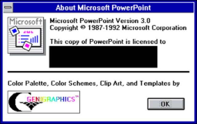 PowerPoint 3.0
