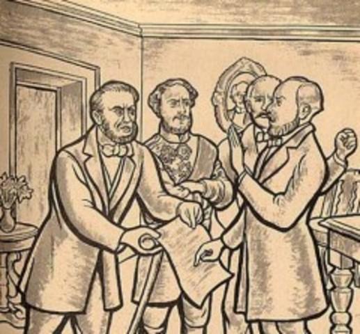 Alianza contra dictadura - 2 3