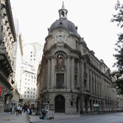 Mercado de Capitales en Chile timeline